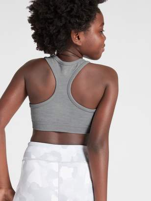 Athleta Girl Seamless Racerback Bra
