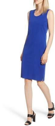 Ming Wang Knit Sheath Dress