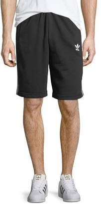 adidas Side-Striped Knit Shorts