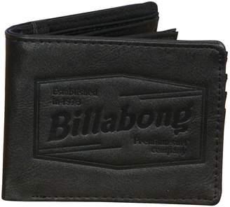 Billabong BiFold Wallet ~ Junction