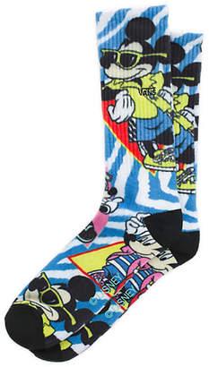 Disney x Vans Mickey Mouse's 90th Crew Sock