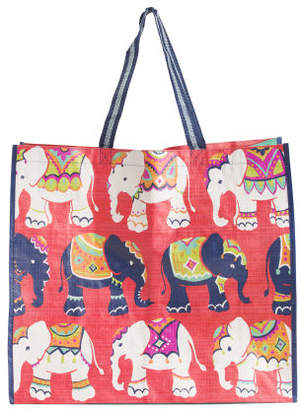 Elephant Walk Reuseable Bag