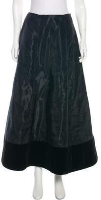 Kenzo Wool-Blend Midi Skirt
