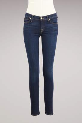 2a0c30ae2d5 7 For All Mankind Blue Women s Jeans on Sale - ShopStyle