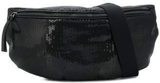 MM6 MAISON MARGIELA sequinned belt bag