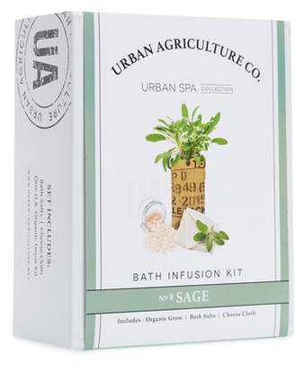 Your Own The Urban Agriculture Co. Make Bath Infusion Kit
