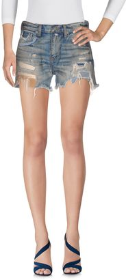 DENIM & SUPPLY RALPH LAUREN Denim shorts $123 thestylecure.com
