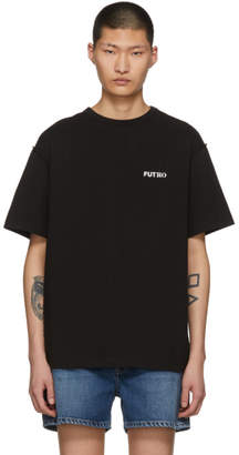 Futuro ADER error Black T-Shirt