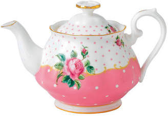 Royal Albert NEW Cheeky Pink Small Teapot