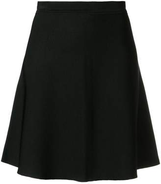 Theory short A-line skirt