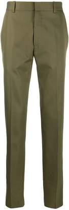 Alexander McQueen straight leg trousers