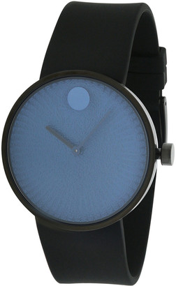 Movado Men's Rubber Watch