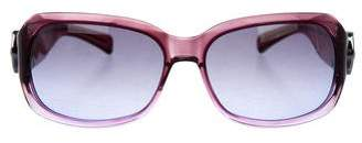 Marc Jacobs Square Shield Sunglasses