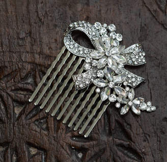 Lola & Alice Bailey Crystal Hair Comb