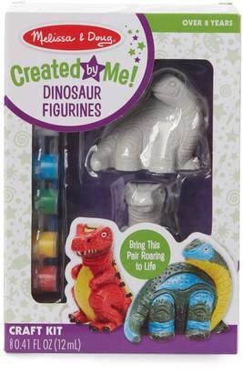 Melissa & Doug Dinosaur Figurines Craft Kit
