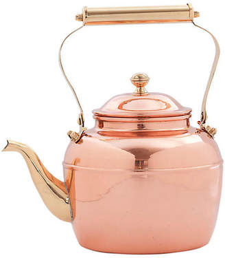 One Kings Lane Tea Kettle - Copper