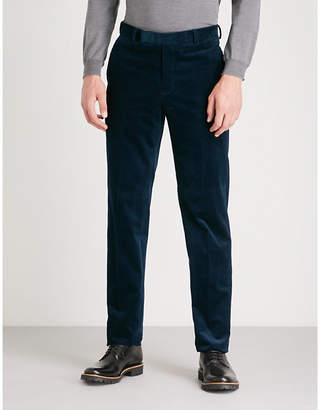 Richard James Velvet trousers