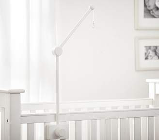 Pottery Barn Kids Wooden Mobile Arm, Soft Gray