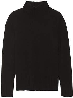 Banana Republic Stretch Cashmere Blend Turtleneck Sweater