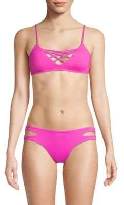 L-Space Jamie Bikini Top