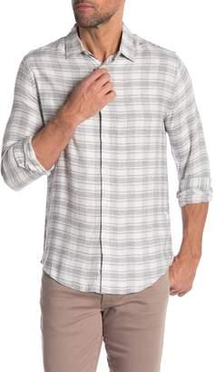Onia Albert Plaid Slim Fit Shirt