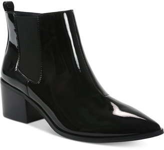 Tahari Ranch Pointed Toe Ankle Booties $139 thestylecure.com