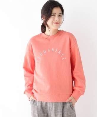 PINK adobe (ピンク アドベ) - pink adobe 裏毛ロゴ プルオーバー
