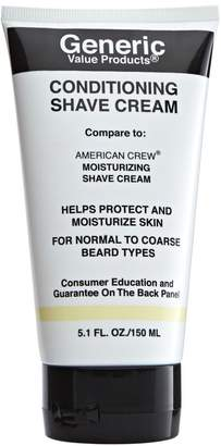 American Crew Generic Value Products Conditioning Shave Cream Compare to Moisturizing Shave Cream