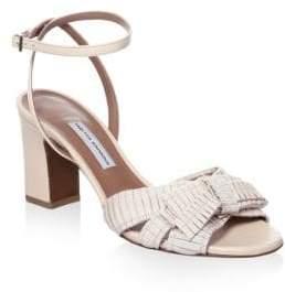 Tabitha Simmons Grosgrain Ribbon Sandals