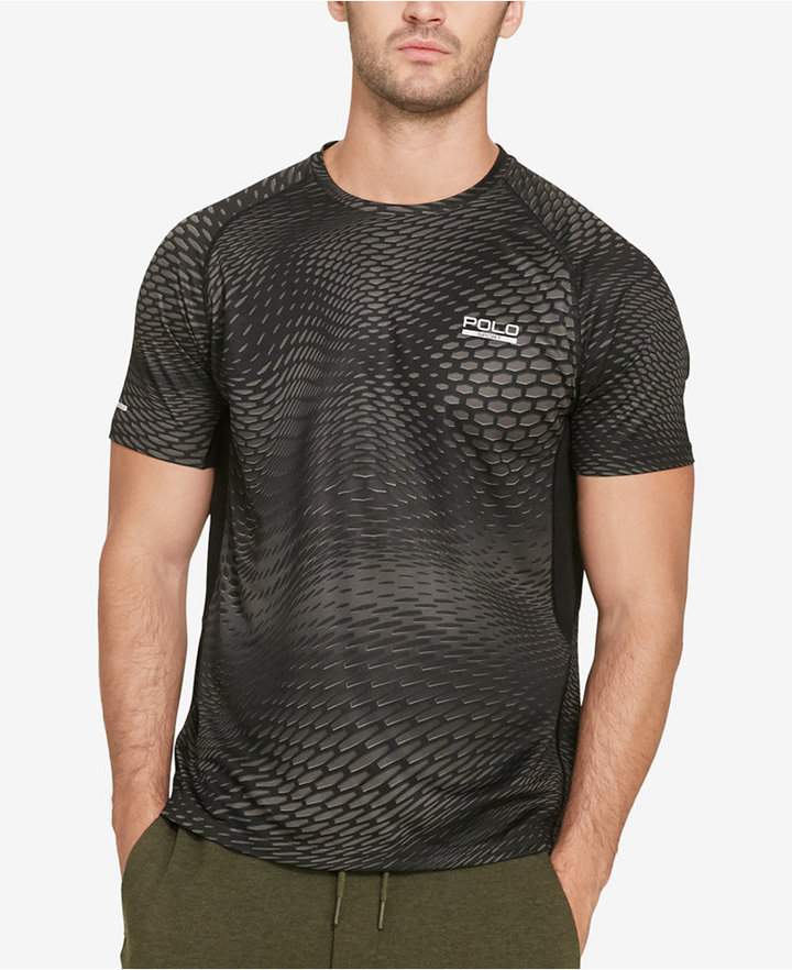 Polo Sport Men's Micro-Dot Jersey T-Shirt