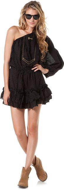Indah Tingle Mini Dress