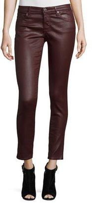 AG Leatherette Ankle Leggings $235 thestylecure.com