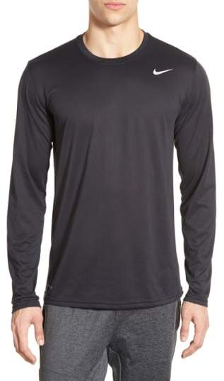 Men's Nike 'Legend 2.0' Long Sleeve Dri-Fit Training T-Shirt