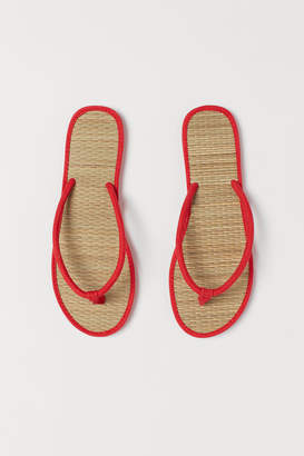 9d03564ec Red Flip Flops - ShopStyle UK