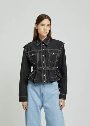 Marques Almeida Marques ' Almeida Detachable Sleeve Jacket
