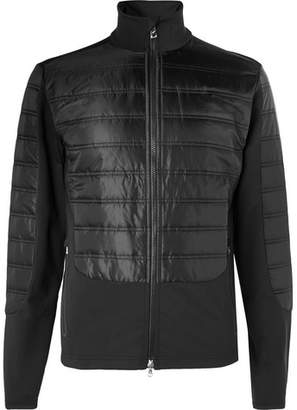Bogner Barley Slim-Fit Panelled Quilted Ski Jacket