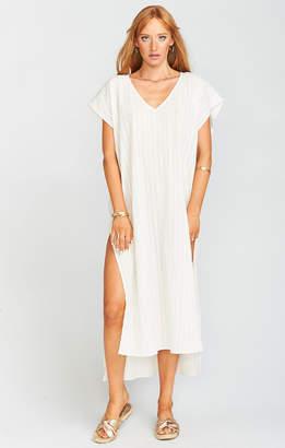 Show Me Your Mumu Shelly Maxi Dress ~ Sparkle Sand