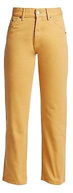Jacquemus Women's Le Jean Ankle Jeans