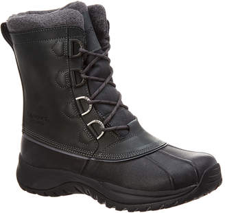 BearPaw Colton Waterproof Leather Boot