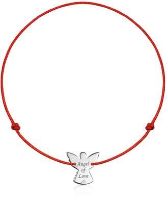 English Angel Of Love Charm Bracelet