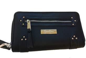 "Jessica Simpson J Simpson Zuri Wallet - Double Zip Around - 8"" x 4.25"" x 1"""