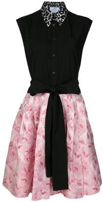 Prada two piece dress