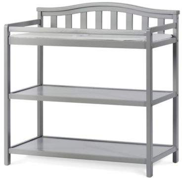 Child Craft Child CraftTM Camden Camden Dressing Table in Cool Grey