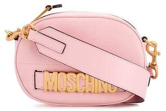 Moschino Rossa logo shoulder bag