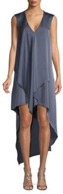 BCBGMAXAZRIA High-Low Shift Dress