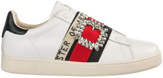 M.O.A. Master Of Arts M.O.A. master of arts Shoes Leather Trainers Sneakers