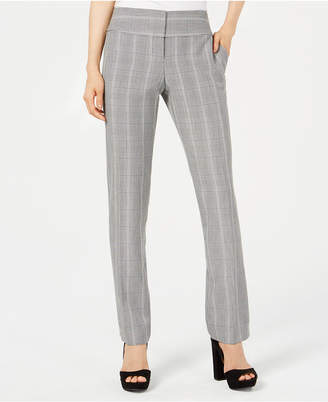 BCX Juniors' Plaid Trousers