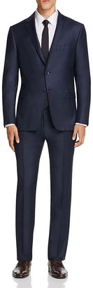 hickey by Hickey Freeman Sharkskin Slim Fit Suit $895 thestylecure.com