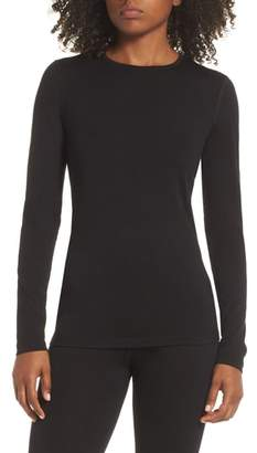 Icebreaker Oasis Long Sleeve Merino Wool Base Layer Tee
