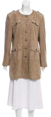 Basler Suede Casual Jacket
